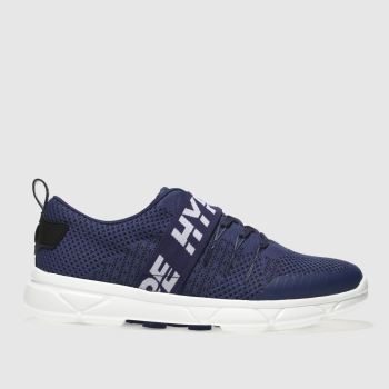Hype Blue Tape Runner Mens Trainers