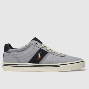 Polo Ralph Lauren White Hanford 2 Mens Trainers