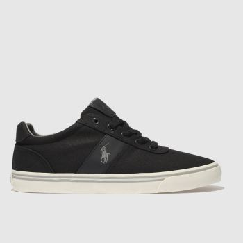 Polo Ralph Lauren Dark Grey Hanford 2 c2namevalue::Mens Shoes