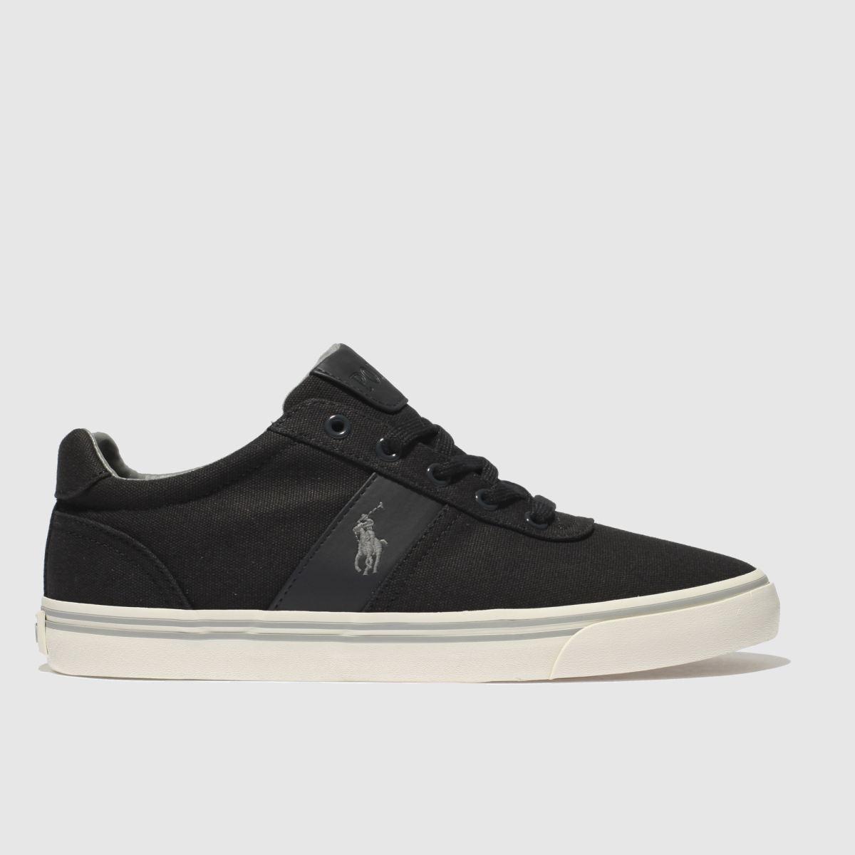 Polo Ralph Lauren Dark Grey Hanford 2 Shoes