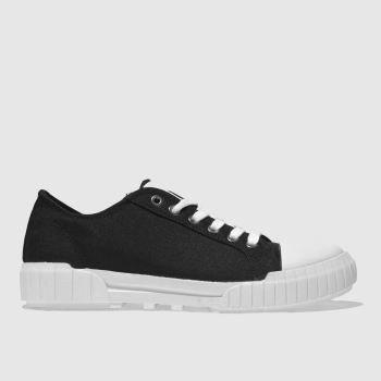 Calvin Klein Black Jeans Beato Mens Trainers