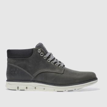 Timberland Dark Grey Bradstreet Chukka Mens Boots 4470fed1e