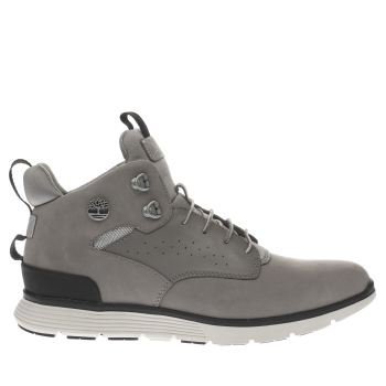 TIMBERLAND GREY KILLINGTON HIKER CHUKKA BOOTS