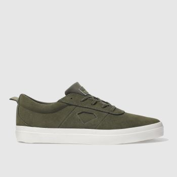 Diamond Supply Co Khaki ICON Trainers