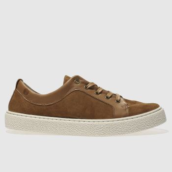 Red Or Dead Tan Mr Robertson Sneaker Mens Shoes