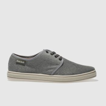Red Or Dead Grey Mr Cruz Ii Mens Shoes