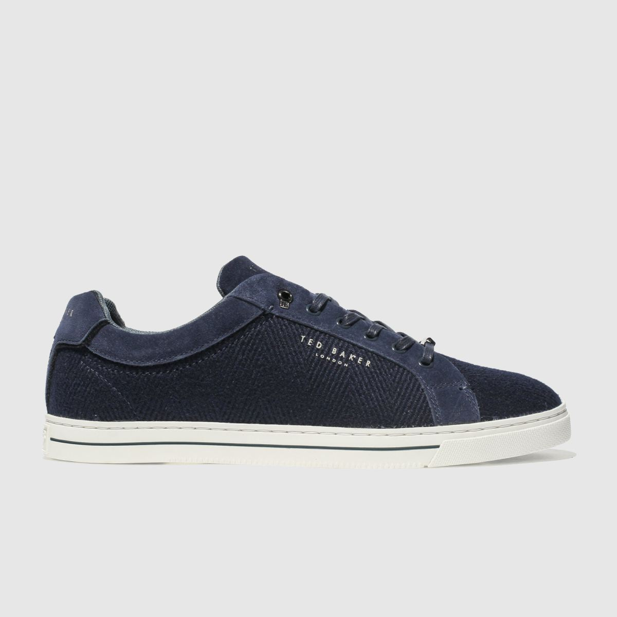 Ted Baker Navy Werill Trainers