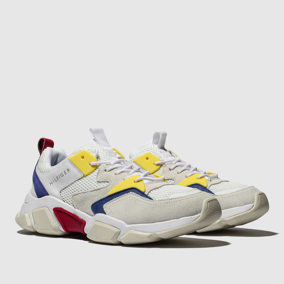Tommy Hilfiger Tj Chunky Material Mix Trainer 1
