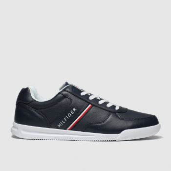 Tommy Hilfiger Navy Lightweight Sneaker Mens Trainers