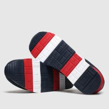 Tommy Hilfiger Knitted Mix Sneaker 1