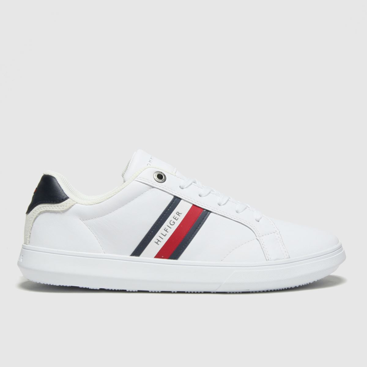 Tommy Hilfiger White Essential Cupsole Sneaker Trainers