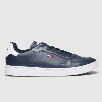 Tommy Hilfiger Navy Essential Cupsole Mens Trainers