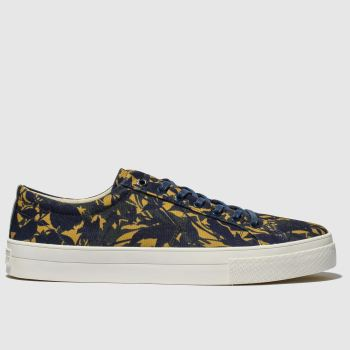 Ted Baker Blue Ephron Mens Trainers