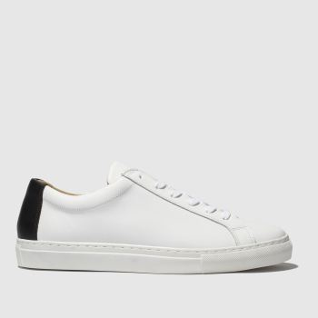 Schuh White Alexis Sneaker Mens Shoes