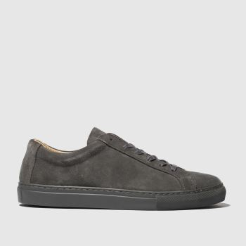 Schuh Grey Alexis Sneaker Mens Shoes