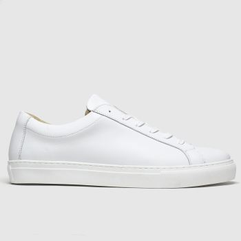 Schuh White Alexis Sneaker c2namevalue::Mens Trainers