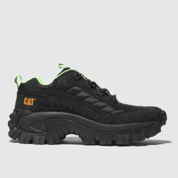 Cat-footwear Black Intruder 1 c2namevalue::Mens Trainers