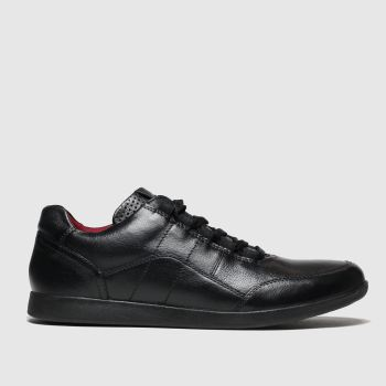 Base London Black Icarus Mens Trainers