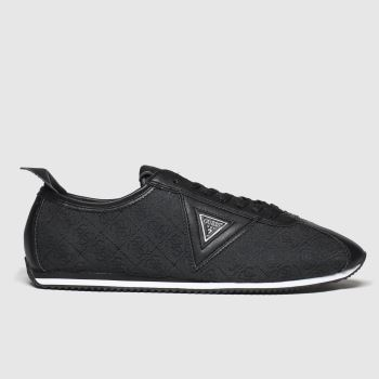 Guess Black Torino c2namevalue::Mens Trainers