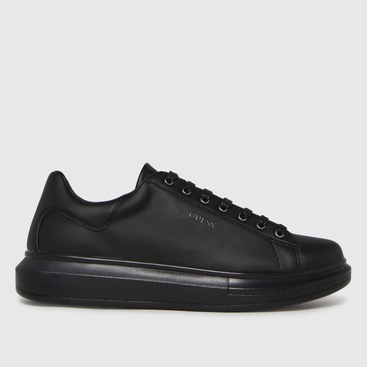 GUESS Black Salerno Trainers
