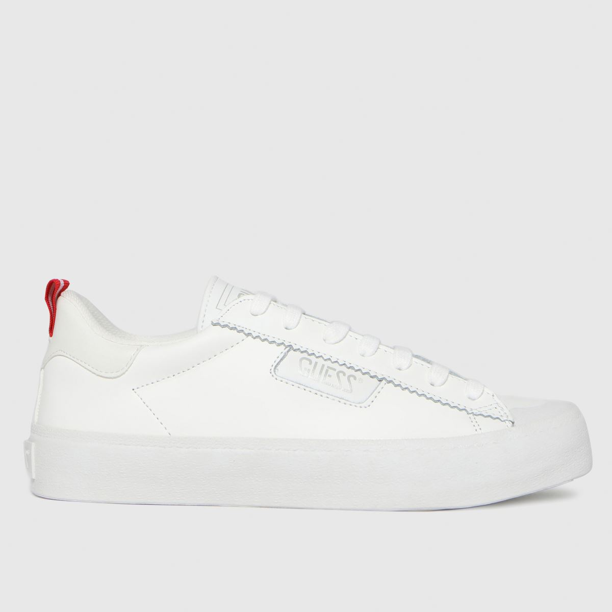 GUESS White Mima Trainers