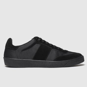 Schuh Black Packwood c2namevalue::Mens Trainers