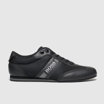 BOSS Black Lighter Low Mens Trainers