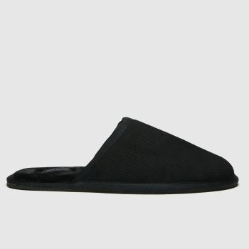 BOSS Black Home Slipper Mens Slippers#