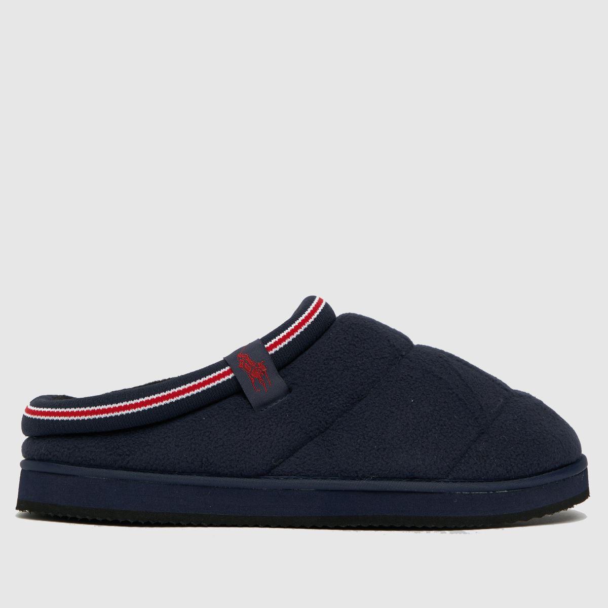 Polo Ralph Lauren Navy Rl Sutton Slippers