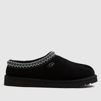 UGG Black Tasman Mens Slippers