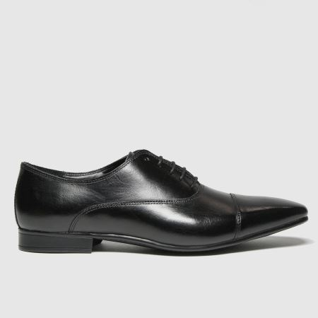 schuh Russel Toe Cap Leather Oxfordtitle=