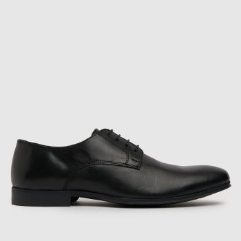 schuh Black Remi Derby Mens Shoes