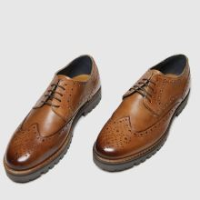 schuh Quintin Leather Brogue 1
