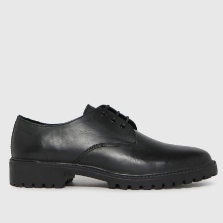 schuh Rayner Leather 3 Eye Derbytitle=