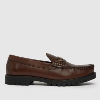schuh Brown Ralph Loafer Mens Shoes