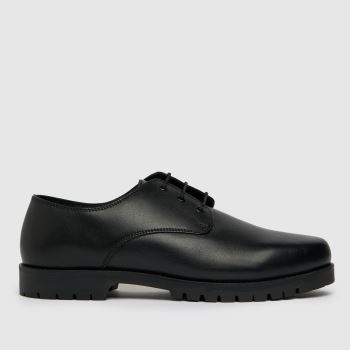 schuh Black Rory Mens Shoes