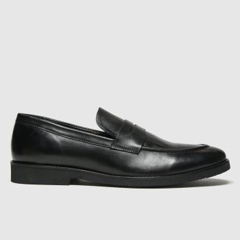 schuh Black Ricardo Mens Shoes