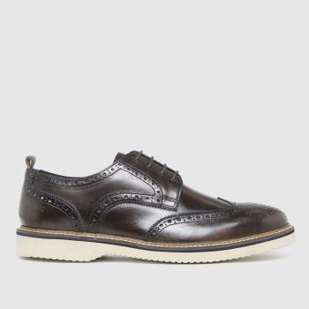 Base London Brown Marcello Mens Shoes