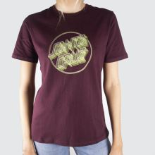 Santa Cruz Linear Dot T-shirt,2 of 4