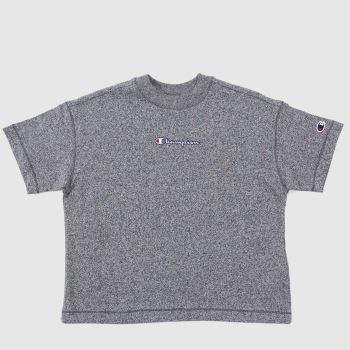 Champion crewneck t-shirt in grey
