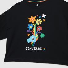 Converse Road To Pride Cropped T-shirt,2 of 4