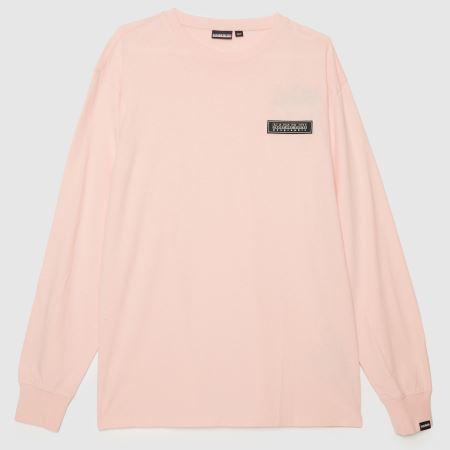 NAPAPIJRI Patch Ls T-shirttitle=