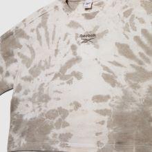 Reebok Sr Cloud Dye Crop T-shirt,2 of 4