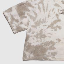 Reebok Sr Cloud Dye Crop T-shirt,3 of 4