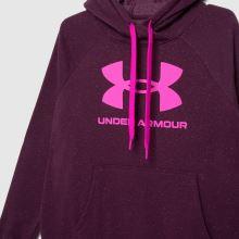 Under Armour Rival Logo Hoodie,2 von 4