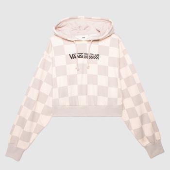 Vans Pale Pink Strait Out Turvy Ii Womens Tops