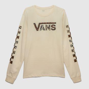 Vans Stone Yodelz Sweatshirt Womens Tops