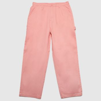 Santa Cruz Pink Nolan Carpenter Trousers Womens Bottoms