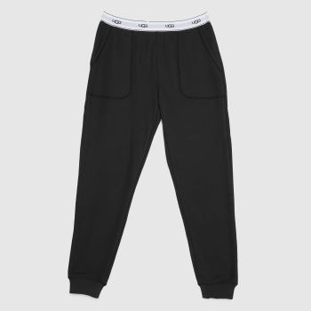UGG Black Cathy Joggers Womens Bottoms