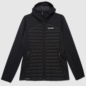 berghaus Black Nula Hybrid Jacket Womens Jackets